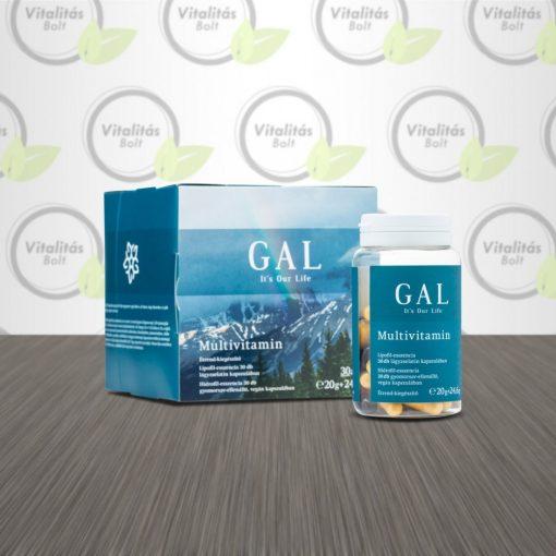GAL Multivitamin - 30 db + 20 ml