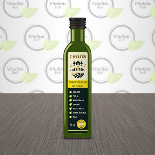 7 Mester olajkeverék - 250 ml
