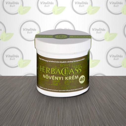 "HerbaClass Növényi krém ""40"" - 300 ml"