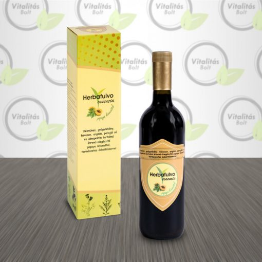 Herbafulvo essencia papaya kivonattal - 750 ml