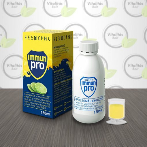 Hymato ImmunPro liposzómás emulzió - 150 ml