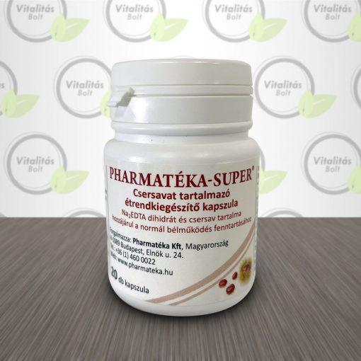 Pharmatéka-super - 20 db