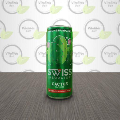 SWISS Magnézium+Cink nagydózisú vitaminital - 250 ml