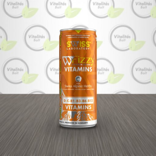 SWISS C-Vitamin+D nagydózisú vitaminital - 250 ml