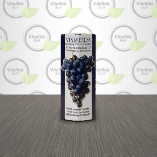 Viniseera szőlőmag mikroőrlemény (fehér) - 150 g